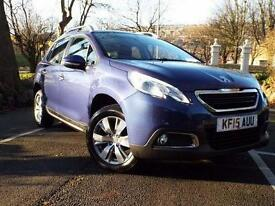 2015 Peugeot 2008 1.4 HDi Active 5 door Diesel Estate