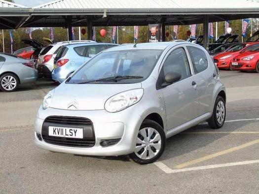 2011 Citroen C1 1.0i VT 5 door Petrol Hatchback