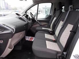 2017 Ford Tourneo Custom 2.0 TDCi 130ps Low Roof 8 Seater Titanium Diesel Van