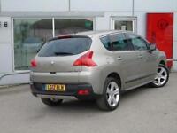 2012 Peugeot 3008 1.6 e-HDi 112 Allure 5 door EGC Diesel Estate