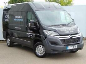 2017 Citroen Relay 2.0 BlueHDi H1 Van 130ps Enterprise Diesel