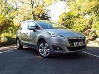 2016 Peugeot 5008 1.6 BlueHDi 120 Active 5 door Diesel People Carrier