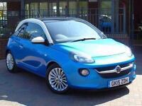 2015 Vauxhall Adam 1.2i Glam 3 door Petrol Hatchback