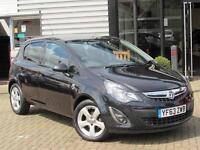 2013 Vauxhall Corsa 1.3 CDTi [95] ecoFLEX SXi 5 door [AC] Diesel Hatchback