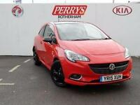 2015 Vauxhall Corsa 1.4 [75] Limited Edition 3 door Petrol Hatchback