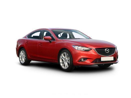 2017 Mazda 6 2.2d SE 4 door Diesel Saloon
