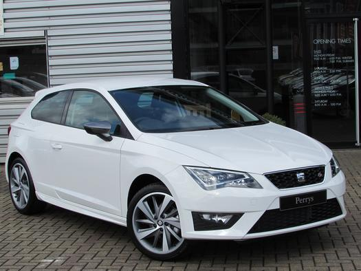 2016 seat leon sc 1 4 ecotsi 150 fr titanium 3 door petrol. Black Bedroom Furniture Sets. Home Design Ideas