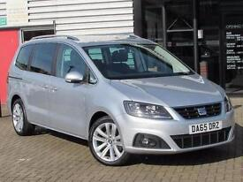 2015 SEAT Alhambra 2.0 TDI CR Style Advanced [184] 5 door DSG Diesel People Carr