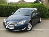 2014 Vauxhall Insignia 2.0 CDTi ecoFLEX Design 5 door [Start Stop] Diesel Estate