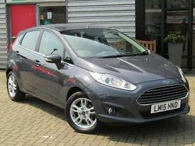2015 Ford Fiesta 1.25 82 Zetec 5 door Petrol Hatchback