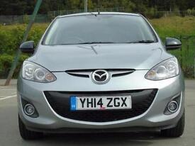2014 Mazda 2 1.3 Sport Colour Edition 5 door Petrol Hatchback