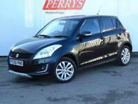 2015 Suzuki Swift 1.2 Dualjet SZ4 4X4 [Nav] 5 door Petrol Hatchback