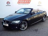 2012 BMW 3-Series 320i M Sport 2 door Step Auto Petrol Convertible
