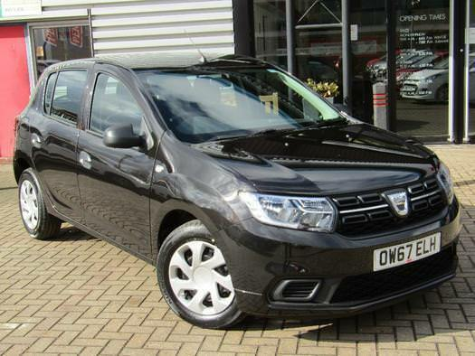 2018 dacia sandero 1 0 sce ambiance 5 door petrol hatchback in aylesbury buckinghamshire. Black Bedroom Furniture Sets. Home Design Ideas
