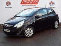 2011 Vauxhall Corsa 1.4 Excite 3 door [AC] Petrol Hatchback