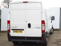 2013 Citroen Relay 2.2 HDi H2 Van 130ps Enterprise Diesel