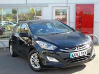 2013 Hyundai i30 1.4 Active 5 door Petrol Hatchback