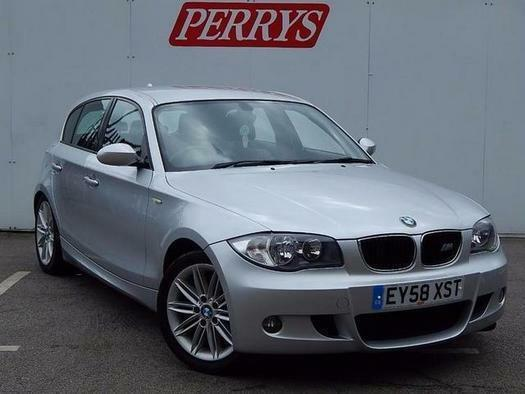 2008 BMW 1-Series 118d M Sport 5 door Diesel Hatchback | in Parkgate ...