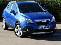 2013 Vauxhall Mokka 1.4T Exclusiv 5 door 4WD Petrol Hatchback