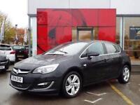 2014 Vauxhall Astra 2.0 CDTi 16V ecoFLEX SRi 5 door Diesel Hatchback