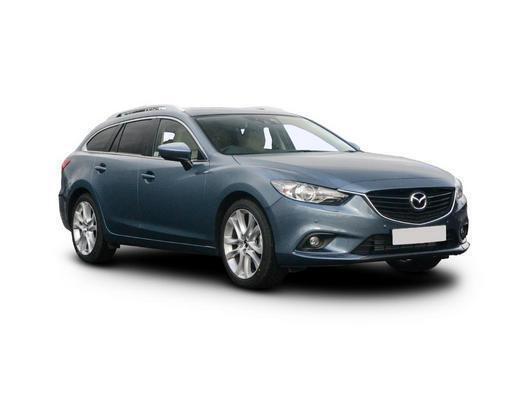 Mazda 6 2.2d SE-L Nav 5 door Diesel Estate