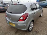 2012 Vauxhall Corsa 1.4 SXi 5 door [AC] Petrol Hatchback