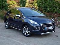 2015 Peugeot 3008 1.6 BlueHDi 120 Allure 5 door Diesel Estate