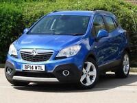 2014 Vauxhall Mokka 1.4T Tech Line 5 door Auto Petrol Hatchback