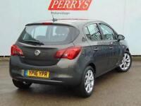 2016 Vauxhall Corsa 1.4 ecoFLEX Energy 5 door [AC] Petrol Hatchback