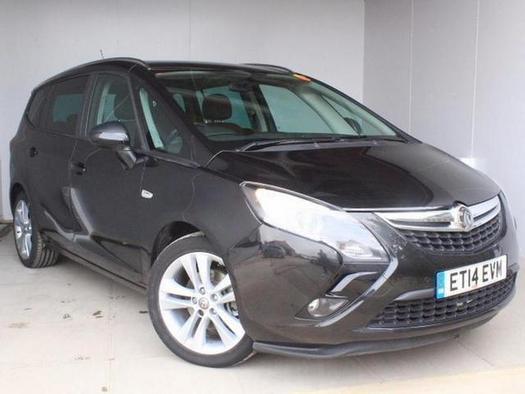 2014 Vauxhall Zafira Tourer 1.4T SRi 5 door Petrol Estate