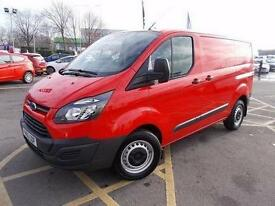 2016 Ford Transit Custom 2.2 TDCi 125ps Low Roof Van Diesel