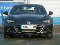 2017 Mazda MX-5 RF 2.0 Sport Nav 2 door Auto Petrol Convertible