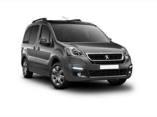2017 Peugeot Partner Tepee 1.6 BlueHDi 120 Outdoor 5 door Diesel Estate