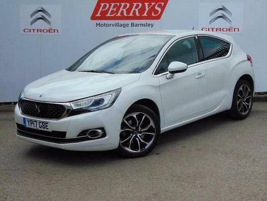 2017 Citroen DS4 2.0 BlueHDi Prestige 5 door [Leather] Diesel Hatchback