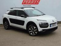 2016 Citroen C4 Cactus 1.2 PureTech [82] Flair 5 door Petrol Hatchback