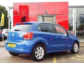 2013 Volkswagen Polo 1.2 60 Match Edition 5 door Petrol Hatchback