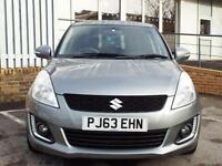 2013 Suzuki Swift 1.2 SZ4 5 door Petrol Hatchback