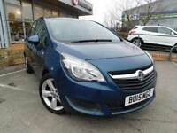 2015 Vauxhall Meriva 1.4i 16V Exclusiv 5 door Petrol Estate