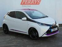 2017 Toyota AYGO 1.0 VVT-i X-Press 5 door Petrol Hatchback