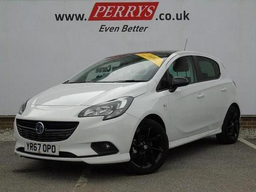 2017 Vauxhall Corsa 1.4 Limited Edition 5 door Petrol Hatchback