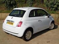 2010 Fiat 500 1.2 Pop 3 door [Start Stop] Petrol Hatchback