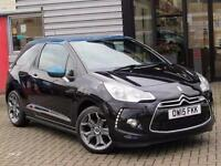 2015 Citroen DS3 1.2 PureTech 110 DStyle 3 door Petrol Hatchback