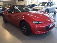2016 Mazda MX-5 1.5 Sport Nav 2 door Petrol Convertible