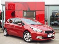 2013 Kia Ceed 1.6 CRDi 2 EcoDynamics 5 door Diesel Hatchback