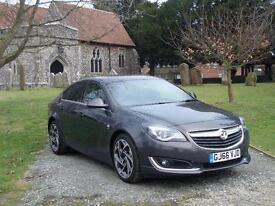 2016 Vauxhall Insignia 2.0 CDTi [170] SRi Nav 5 door [Start Stop] Diesel Hatchba