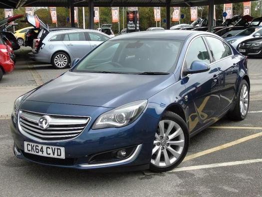 2014 Vauxhall Insignia 2.0 CDTi [140] ecoFLEX Elite Nav 5 door [Start Stop] Dies