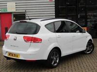 2014 SEAT Altea XL 1.6 TDI CR I Tech 5 door DSG Diesel Estate