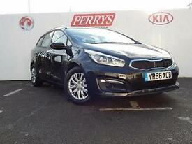 2016 Kia Ceed 1.4 CRDi 1 5 door Diesel Estate
