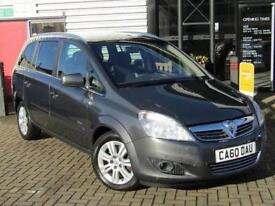 2011 Vauxhall Zafira 1.7 CDTi ecoFLEX Elite [110] 5 door Diesel People Carrier