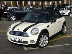 2009 MINI Cooper 1.6 Cooper 3 door Petrol Hatchback